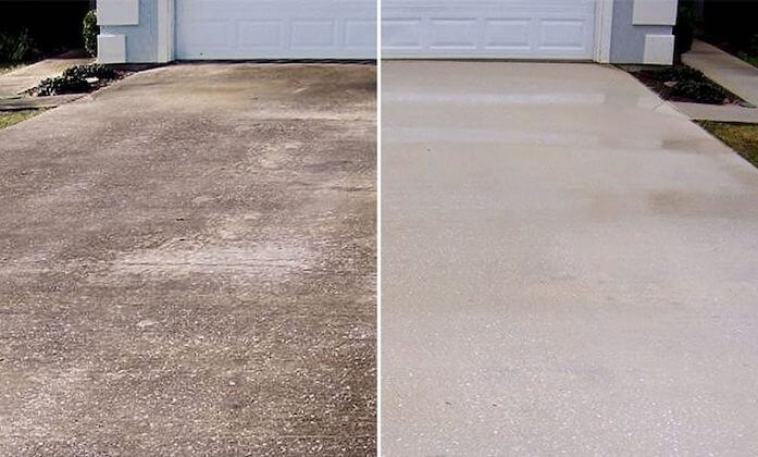 cambridge driveway cleaning