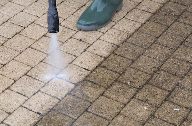 cambridge patio cleaning